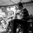 Venaria Reale (Torino), Parco Basso – Workshop del London Critics Group con John Faulkner, Ewan McColl, Peggy Seeger, Bobby Campbell – Foto © Giorgio Vezzani