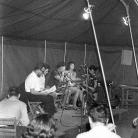 Venaria Reale (Torino), Parco Basso – Workshop del London Critics Group – Fausto Amodei interprete, John Faulkner, Ewan McColl, Peggy Seeger, Bobby Campbell– Foto © Giorgio Vezzani