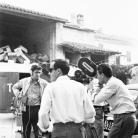 Franco Coggiola con Franco Castelli e Alberto Conti. Ricerca Alessandria, Fabbrica Curone, 1968. Foto © Riccardo Schwamenthal / CTSimages – Phocus