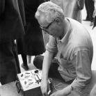 Gianni Bosio, Lucignano, luglio 1967 - Foto di Clara Longhini