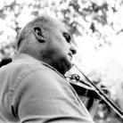 I musicisti del Maggio – Battista Prati – Campagna di ricerca sui Maggi – Cinquecerri 1966 – Foto © Giorgio Vezzani