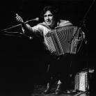 InCanto 1995 - Ambrogio Sparagna - Foto di Angela Chiti