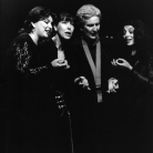InCanto 1996 - Giovanna Marini - Foto di Angela Chiti