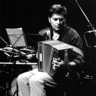 InCanto 1998 - Riccardo Tesi e Banditaliana, Teatro della Limonaia - Foto di Angela Chiti