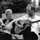 InCanto 2003 - Giovanna Marini e Francesco De Gregori - Foto di Angela Chiti