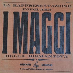 Archivi sonori - I Maggi della Bismantova (fronte)
