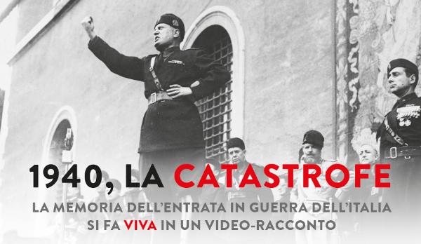 1940, la catastrofe