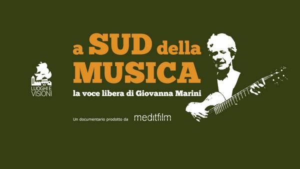 A sud della musica - Giovanna Marini - Banner