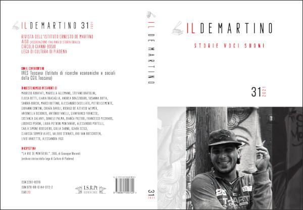 Il de Martino 31 - Copertina