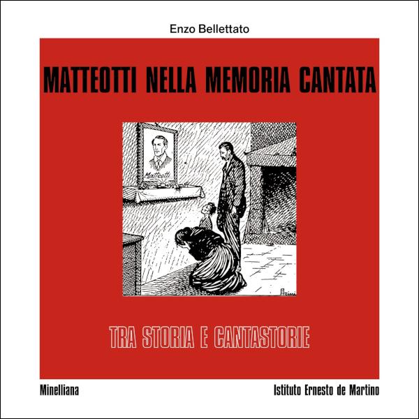 Matteotti nella memoria cantata - Copertina