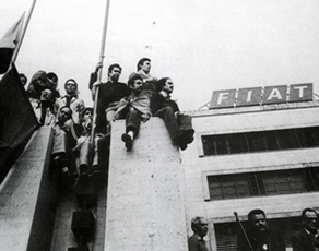 Sciopero a Mirafiori - 1980