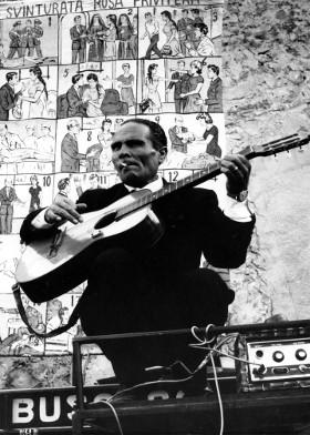 Ciccio Busacca, Paternò, novembre 1968