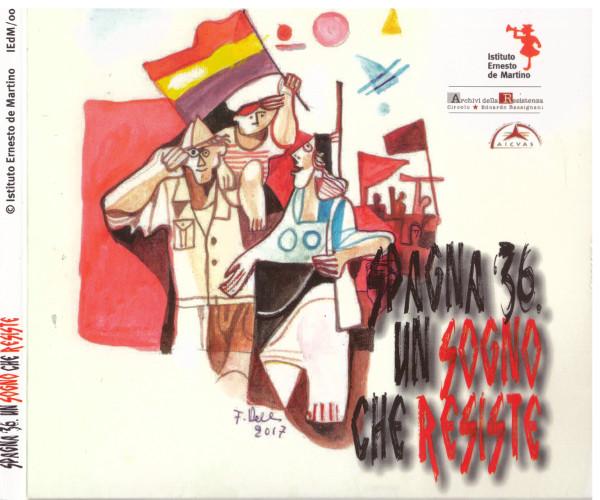 Copertina Spagna '36