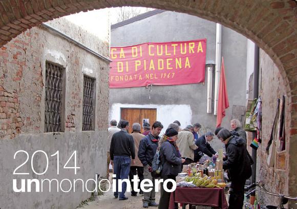 Festa della Lega di Cultura di Piadena 2014 - Cartolina