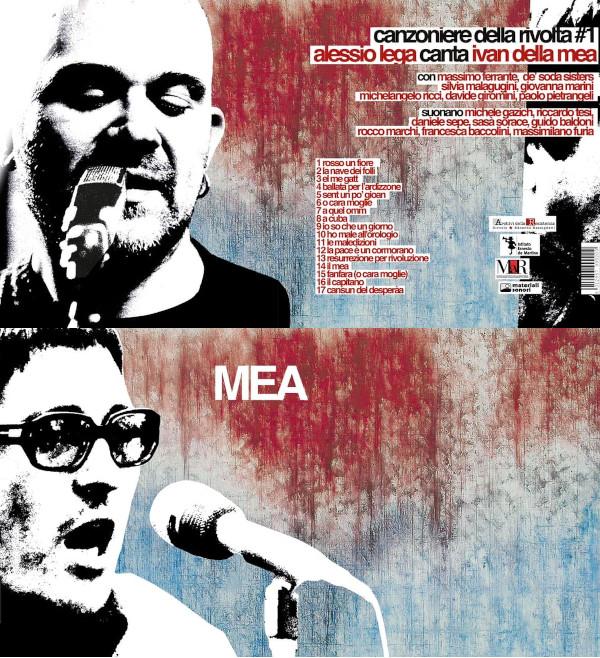 Mea - Alessio Lega canta Ivan Della Mea