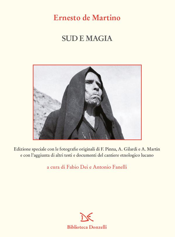 Sud e magia - Copertina